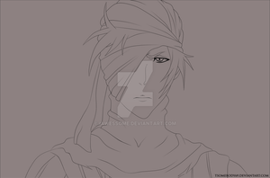 Naruto 591 lineart by iAwessome