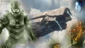 Halo 4 by ZeroGhost1337