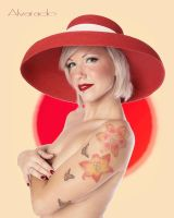 Red Hat by KweenKaitlyn