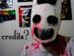 Zacharie cosplay by FedericoDonquixote