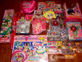 Sailor Moon Haul from Japan from December by onsenmochi