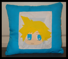 Chibi Cloud Pillow by Mretie