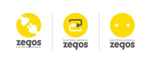 zegos logo electrical material by deviantonis
