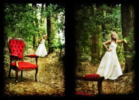 :: The red chair :: by Liek