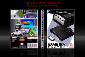 Gameboy Player Disc Cover by NerdySimmer