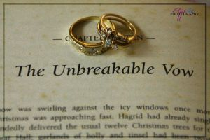 The Unbreakable Vow by AppleLily