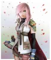 Lightning by Yuko-Lee