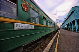 Trans-Siberian Express by stinebamse