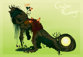 Creature Exchange: Anastas-C by MrGremble
