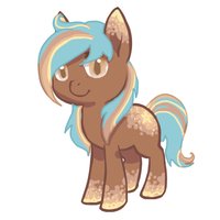 pony adoptable -open- #13 by braebii