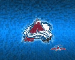 Colorado Avalanche. by AladineSalame