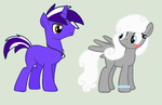 Silver song redesign and Jac by Kaitkat123