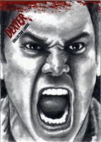 Dexter Morgan Furious by Dr-Horrible
