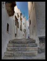Ostuni - Steps by faby8181