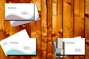 Corporate Business Cards by crazygenk