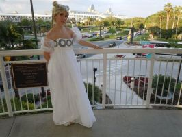 My Princess Serenity Cosplay by SailorSamara