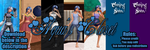 MMD Aqua's Closet (NEW AND IMPROVED) by Dramakid99