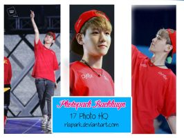 Photopack Baekhun - EXO by RiAPark