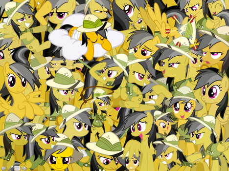Too Much Daring Do by X-TURENT