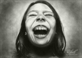 Hysterical laugh .. by Perfixel