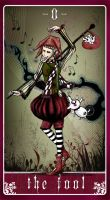 comART: 0_o THE FOOL by goenz