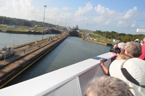 Panama Canal Locks 03 by FairieGoodMother