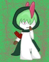 Request - Deth the Ralts by Moss-Stone