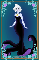 Ursula by musicmermaid