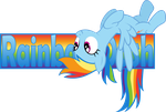 Rainbow Dash Banner by Zacatron94