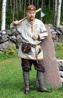 Viking costume 2 by Astalo