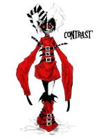 Contrast: Official Ref by TheWickedWordsmith