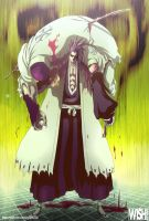 Bleach 502. Zaraki Kenpachi by Wish-Man