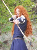 Merida Cosplay14 by hiddenwriterspirit