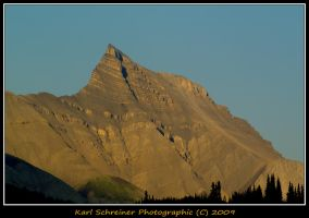 Banff Mountains by KSPhotographic