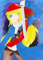 :request: Pirate North Frisia by samiechan123