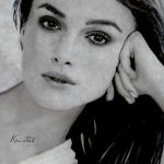 Keira Knightley by kgpanelo