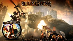 Bulletstorm by BLACK-IV