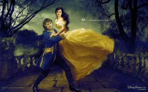 Beauty and Beast my version by Dreamingwithwakeup
