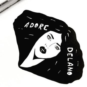 Adore Delano by suddenlyvenusisme