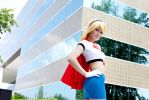 Supergirl - Bruce Timm by Mostflogged