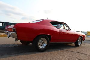 Strollin' Chevelle by KyleAndTheClassics