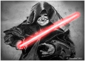 Darth Sidious by Nazahnel