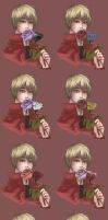 APH Language of Roses by Owyn-Sama