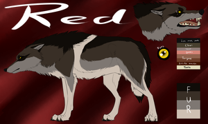 Red Reference 2015 by xAcidicCanine