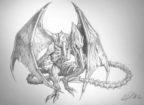 Ridley by rob-powell
