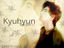 Super Junior 6jib 'Sexy Free + Single' - Kyuhyun by ForeverK-PoPFan