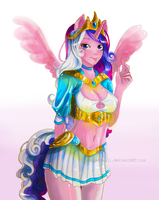 Princess Cadence by ShugarSketch