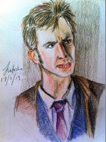 10th Doctor by Obliesk