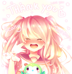 THANK YOU~ by Yamio