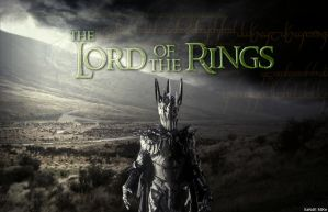 The Lord Sauron by Xande-Mike